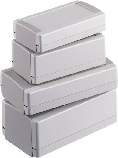Universal-Gehäuse 154 x 84 x 56 ABS Grau-Weiß OKW TOP-TEC 154 HI 1 St.