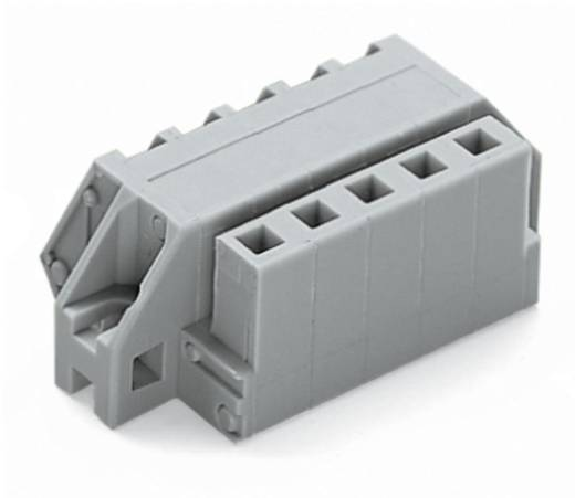 WAGO Buchsengehäuse-Kabel 731 Polzahl Gesamt 3 Rastermaß: 5 mm 731-503/031-000 50 St.