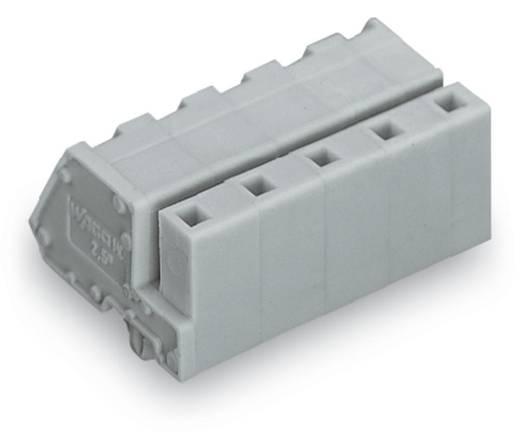 WAGO Buchsengehäuse-Kabel 731 Polzahl Gesamt 10 Rastermaß: 7.50 mm 731-540/008-000 25 St.