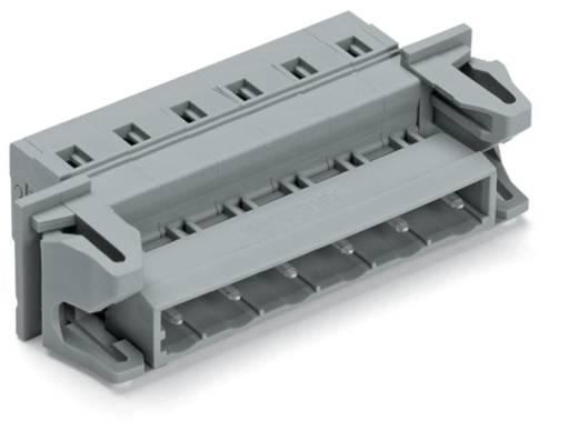 WAGO Stiftleiste (Standard) 2081 Polzahl Gesamt 8 Rastermaß: 7.50 mm 731-608/114-000 25 St.