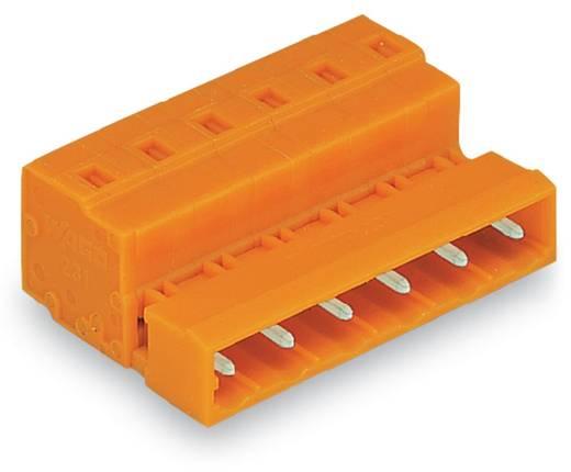 Stiftleiste (Standard) 2081 Polzahl Gesamt 10 WAGO 731-640 Rastermaß: 7.62 mm 25 St.