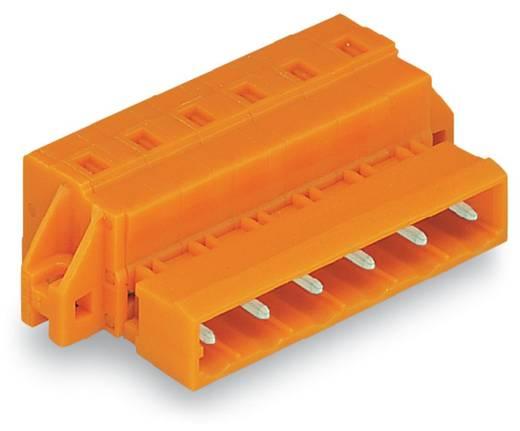 WAGO Stiftleiste (Standard) 2081 Polzahl Gesamt 5 Rastermaß: 7.62 mm 731-635/019-000 50 St.