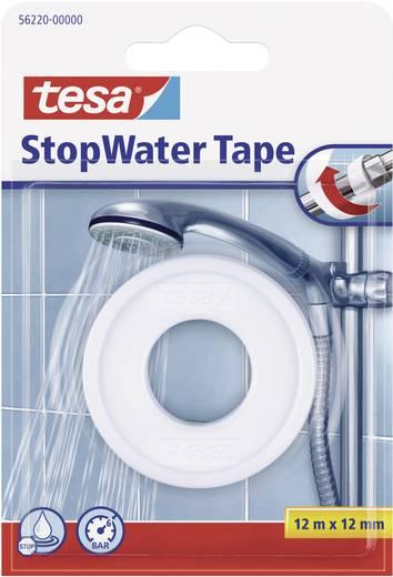 Reparaturband tesa tesa® Weiß (L x B) 12 m x 12 mm Inhalt: 1 Rolle(n)