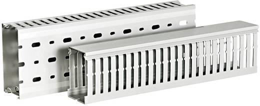 Verdrahtungskanal Flexkanal (L x B x H) 2000 x 50 x 75 mm HellermannTyton 185-40358 28 m Grau (RAL 7030)