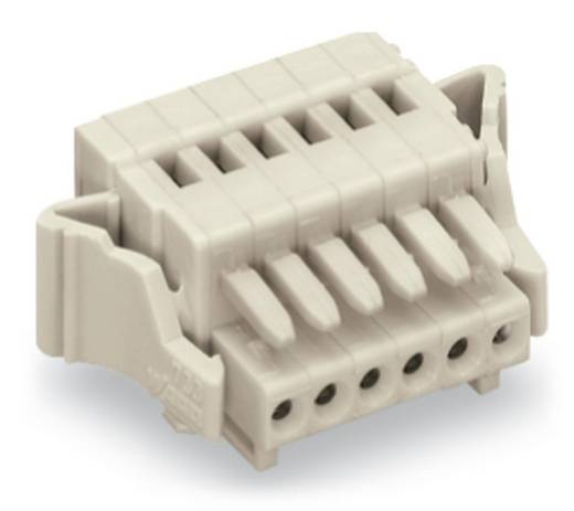 Buchsengehäuse-Kabel 733 Polzahl Gesamt 5 WAGO 733-105/037-000 Rastermaß: 2.50 mm 100 St.