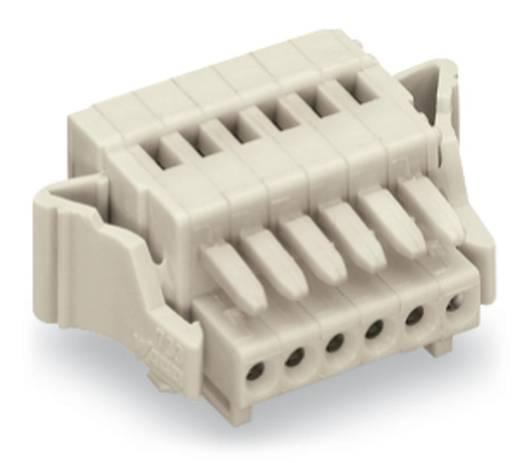 WAGO Buchsengehäuse-Kabel 733 Polzahl Gesamt 5 Rastermaß: 2.50 mm 733-105/037-000 100 St.