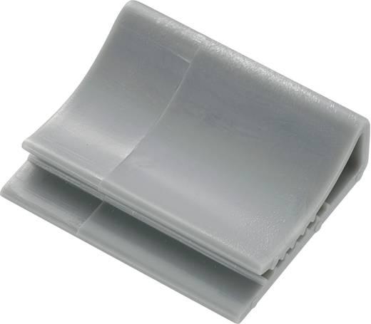 Befestigungssockel für Flachbandkabel Hellgrau 93014c149 FCC-30 1 St.