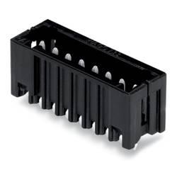 Pinová lišta (štandardná) WAGO 733-336/105-604, 17.5 mm, pólů 6, rozteč 2.50 mm, 200 ks