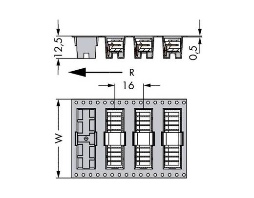 Stiftleiste (Standard) 2092 Polzahl Gesamt 8 WAGO 733-368/105-604/997-406 Rastermaß: 2.50 mm 300 St.