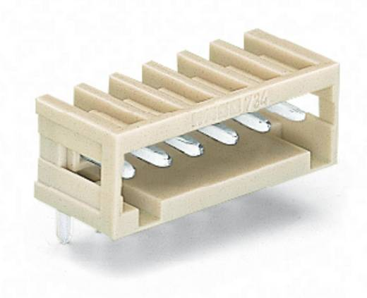WAGO Stiftleiste (Standard) 2140 Polzahl Gesamt 5 Rastermaß: 3.50 mm 734-166 100 St.