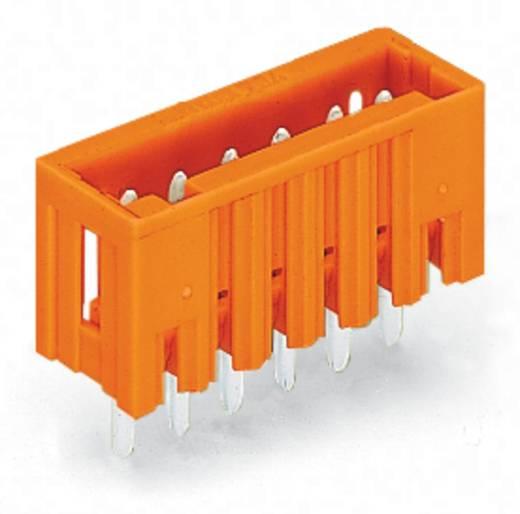 Stiftleiste (Standard) 2140 Polzahl Gesamt 6 WAGO 734-236 Rastermaß: 3.81 mm 200 St.