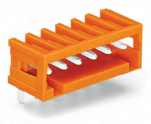 WAGO Stiftleiste (Standard) 2140 Polzahl Gesamt 8 Rastermaß: 3.81 mm 734-268 100 St.