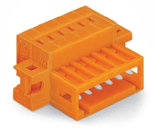 WAGO Stiftleiste (Standard) 2140 Polzahl Gesamt 6 Rastermaß: 3.81 mm 734-336/019-000 50 St.