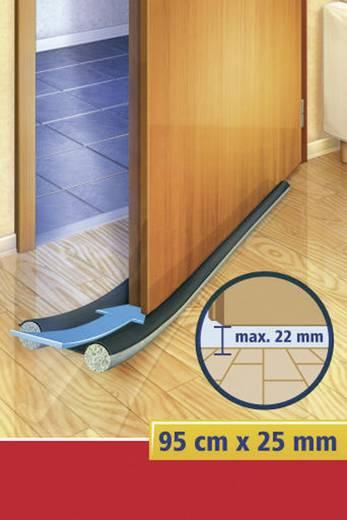 Dichtband tesa tesaMOLL® Schwarz (L x B) 950 mm x 25 mm Inhalt: 1 Rolle(n)