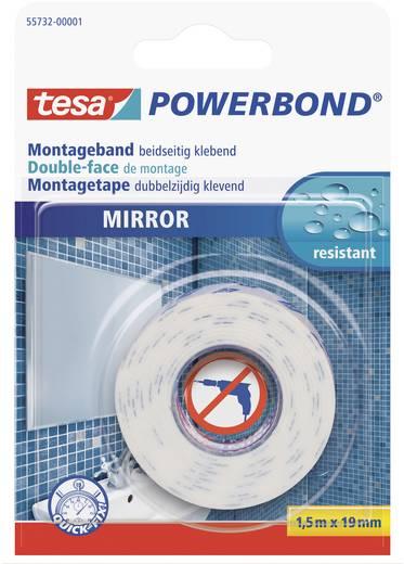 Montageband tesa® POWERBOND (L x B) 1.5 m x 19 mm tesa 55732 1 Rolle(n)