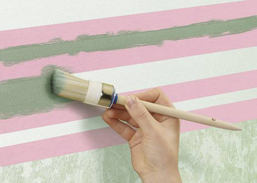 Kreppband tesa tesa® Rosa (L x B) 25 m x 25 mm Inhalt: 1 Rolle(n)