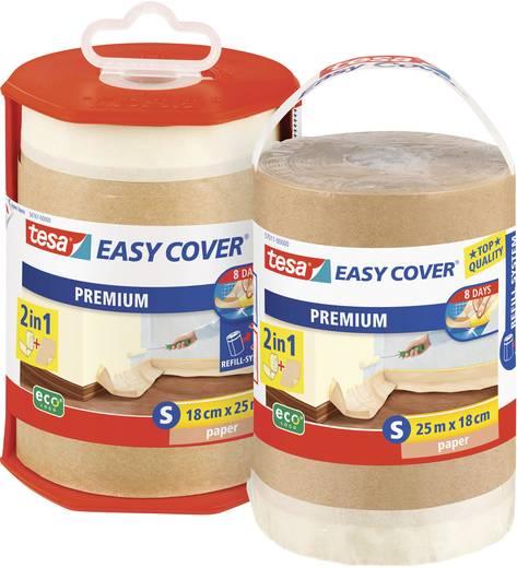Abdeckpapier tesa Easy Cover® Braun (L x B) 25 m x 180 mm tesa 57011 1 Rolle(n)