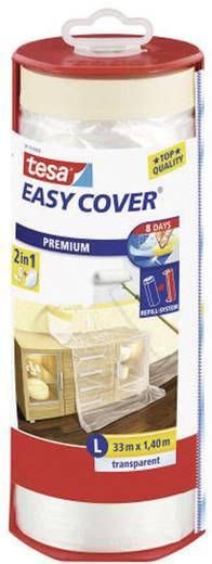 Abdeckfolie TESA tesa Easy Cover® Transparent (L x B) 33 m x 1.4 m Inhalt: 1 Rolle(n)