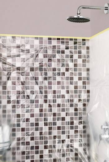 Abdeckfolie tesa tesa Easy Cover® Transparent (L x B) 17 m x 2.6 m Inhalt: 1 Rolle(n)