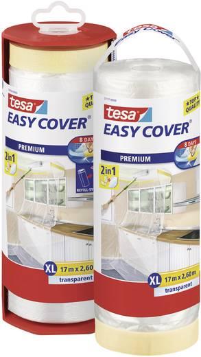 Abdeckfolie tesa Easy Cover® Transparent (L x B) 17 m x 2.6 m tesa 57117 1 Rolle(n)