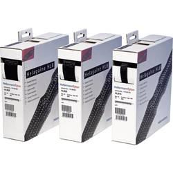Ochranný oplet HellermannTyton HLB25-PET-BK, 10 do 10 mm, -50 - +150 °C, 10 m, čierna