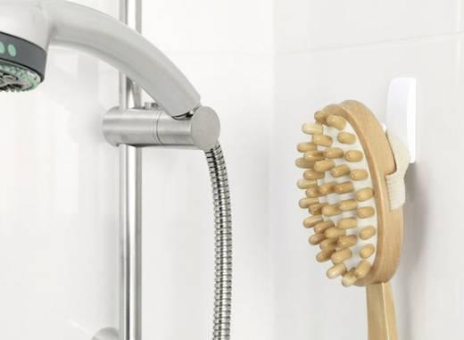 tesa Powerstrips® Waterproof Haken Weiß 59701 tesa Inhalt: 2 St.