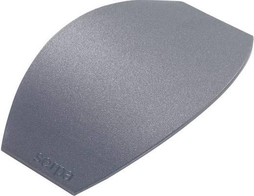 Kupplungsstück Dunkel-Grau Serpa Inhalt: 1 St.