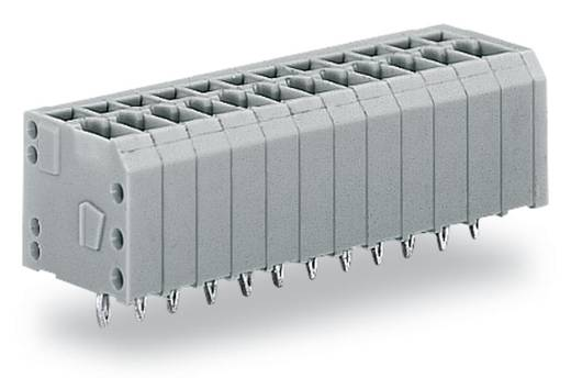Federkraftklemmblock 1.50 mm² Polzahl 5 739-305/100-000 WAGO Grau 240 St.