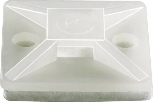 Befestigungssockel 4fach einfädeln Schwarz KSS HCR101S HCR101S 1 St.