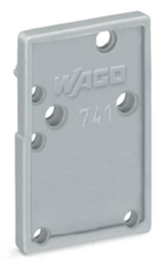 Abschlussplatte 741-100 WAGO Grau 100 St.