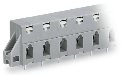 Federkraftklemmblock 2.50 mm² Polzahl 8 741-528 WAGO Grau 40 St.