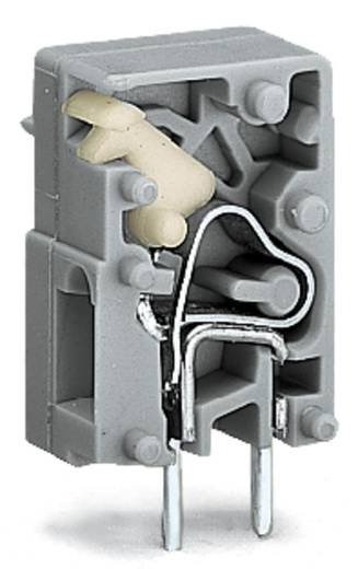Federkraftklemmblock 2.50 mm² Polzahl 1 741-902 WAGO Grau 800 St.