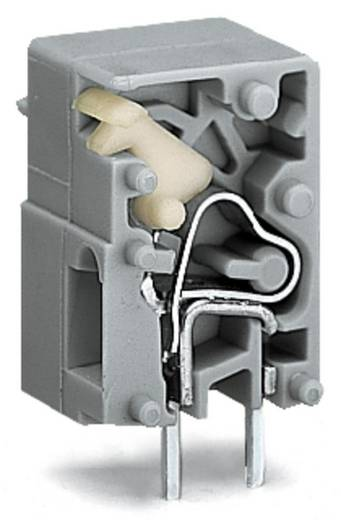 Federkraftklemmblock 2.50 mm² Polzahl 1 741-903 WAGO Grau 2160 St.