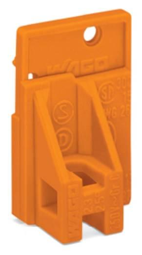 Abschlussplatte WAGO Orange 600 St.