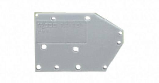 Abschlussplatte Grau WAGO 742-100 Inhalt: 300 St.