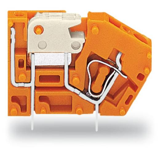 Federkraftklemmblock Orange WAGO 742-106 Inhalt: 384 St.