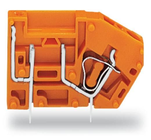 Sicherungsklemme Orange WAGO 742-116 Inhalt: 300 St.