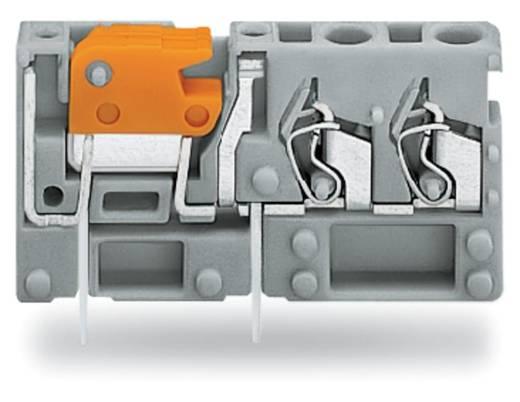 Federkraftklemmblock Grau WAGO 742-151 Inhalt: 200 St.
