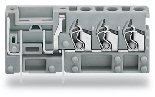 Federkraftklemmblock Grau WAGO 742-163 Inhalt: 100 St.
