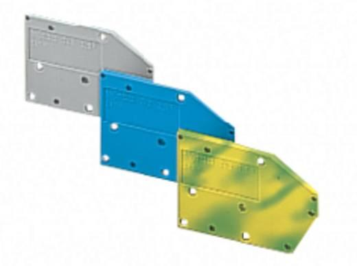 Abschlussplatte Blau WAGO 742-400 Inhalt: 300 St.
