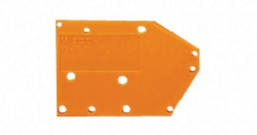 Abschlussplatte Orange WAGO 742-600 Inhalt: 300 St.