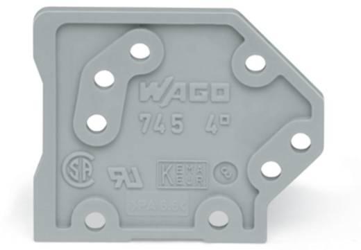 Abschlussplatte 745-100 WAGO Grau 100 St.