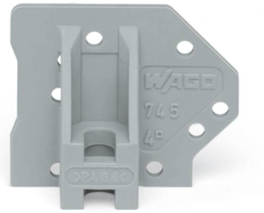 Abschlussplatte WAGO Grau 100 St.