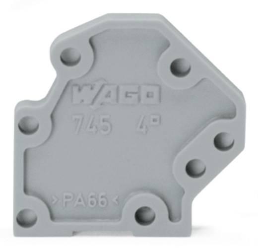 Abschlussplatte 745-3100 WAGO Grau 100 St.