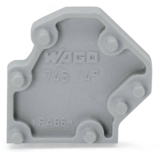 Rasterzwischenstück WAGO Grau 200 St.