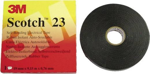 Reparaturband 3M Scotch® 23 Schwarz (L x B) 9.15 m x 19 mm Inhalt: 1 Rolle(n)