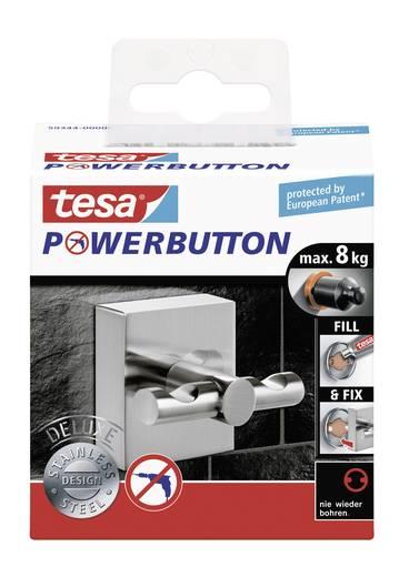 tesa® Powerbutton Deluxe (L x B) 50 mm x 50 mm 59344 TESA Inhalt: 1 St.