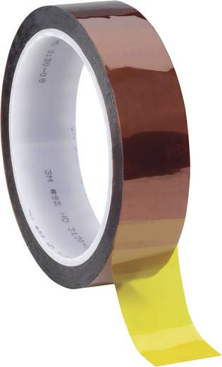 Isolierband 3M Transparent (L x B) 33 m x 25 mm Silikon Inhalt: 1 Rolle(n)