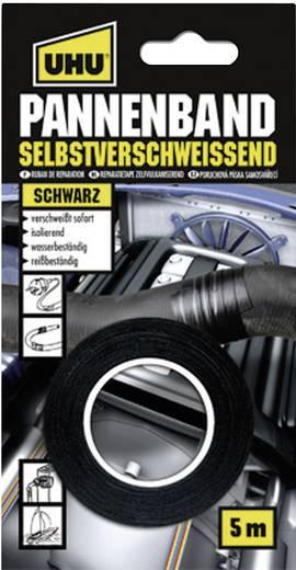 Reparaturband UHU UHU® Schwarz (L x B) 5 m x 19 mm Inhalt: 1 Rolle(n)