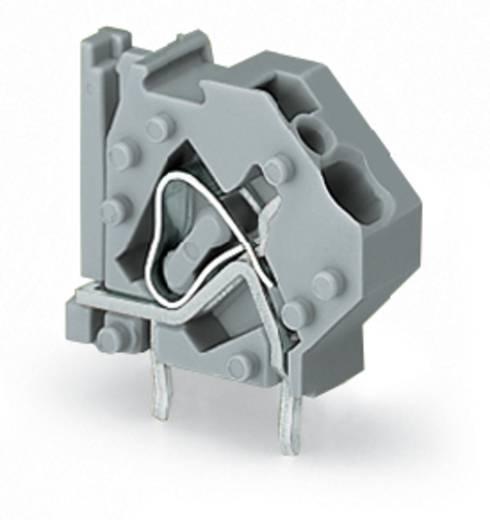 Federkraftklemmblock 4.00 mm² Polzahl 1 745-811 WAGO Grau 200 St.